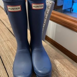 Girls hunter boots